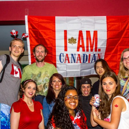 365 Days in Canada – the red spot: Part 3